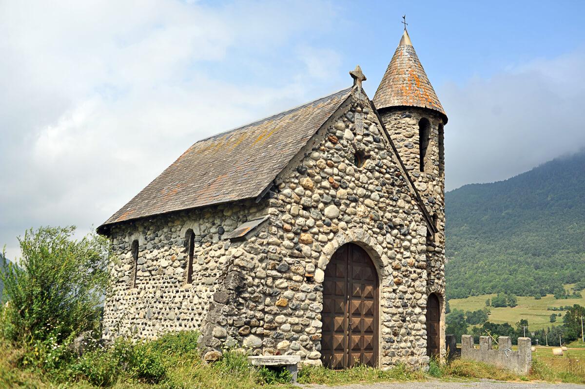 Chapelle du Bouchet - Guchen