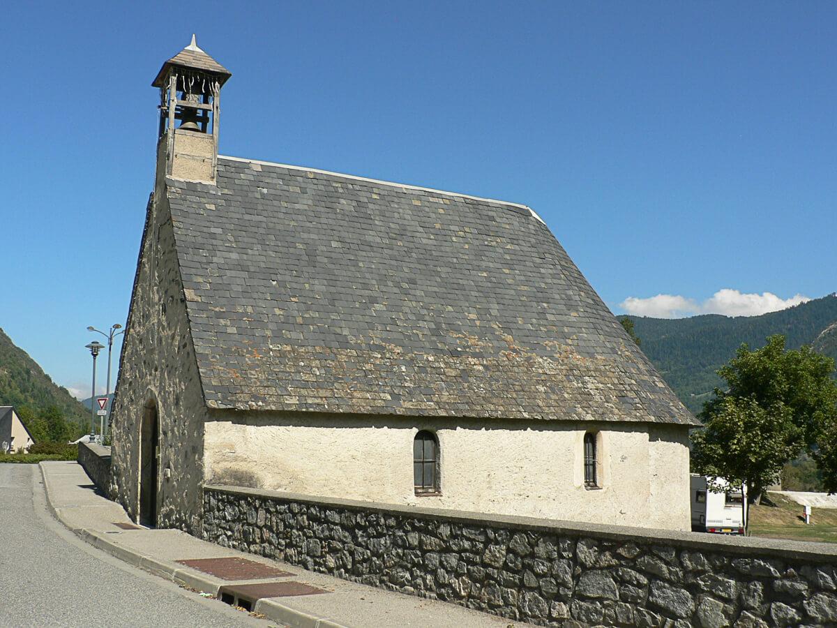Chapelle Saint-Jacques - Vignec