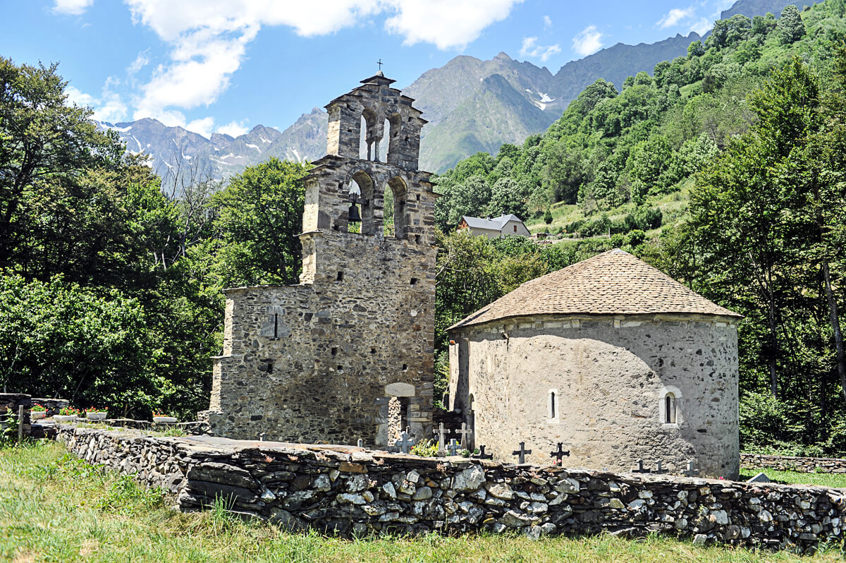 Chapelle dite des Templiers - Aragnouet