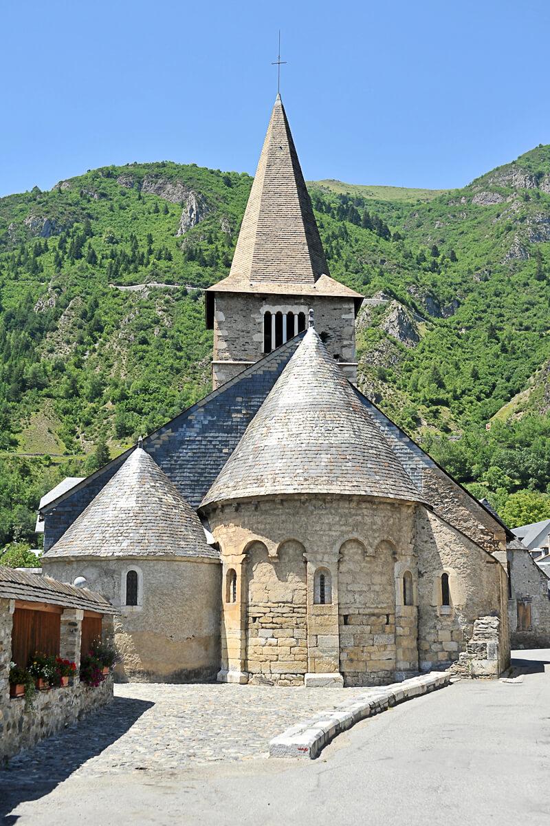 Eglise de Vielle-Aure