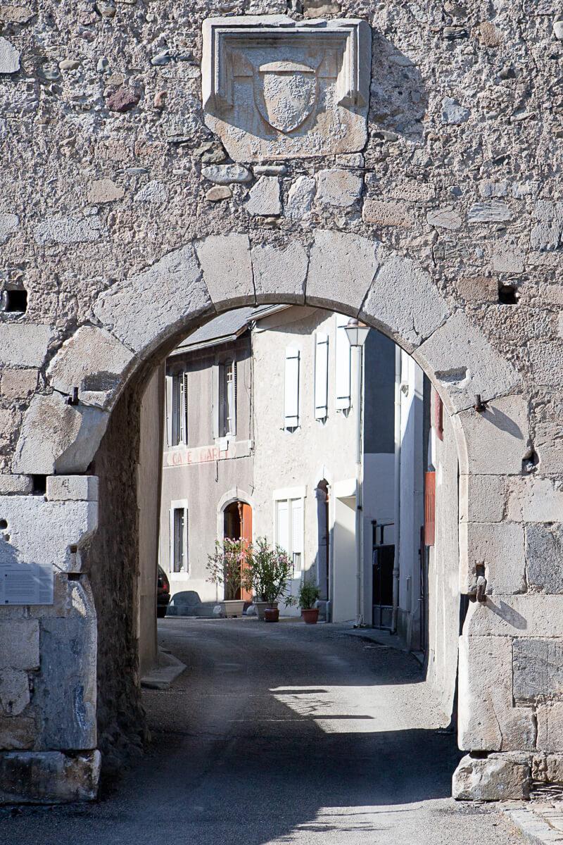 Porte Sainte-Quitterie - Sarrancolin