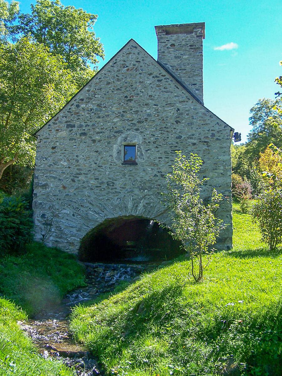 Moulin de la Mousquère - Sailhan