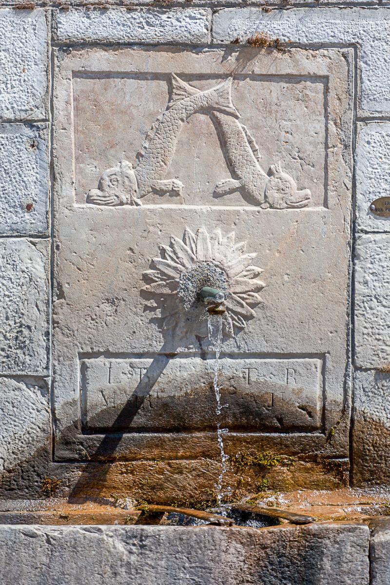 Fontaine à Gouaux