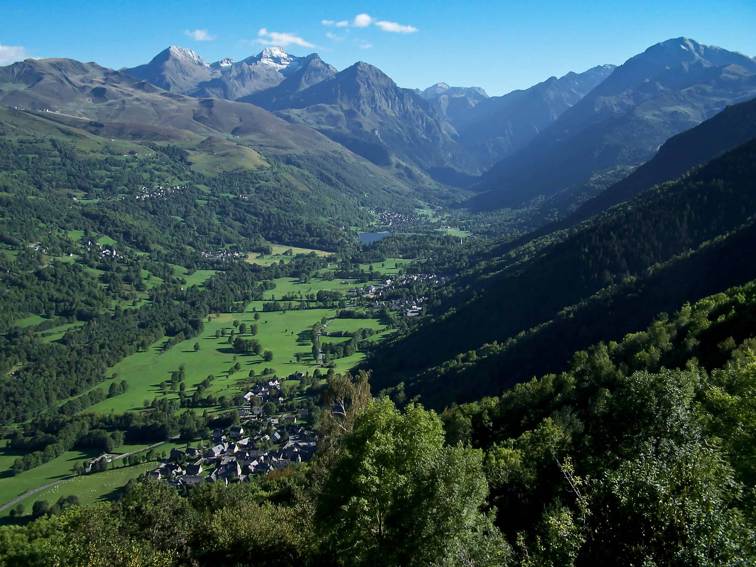 Vallée du Louron