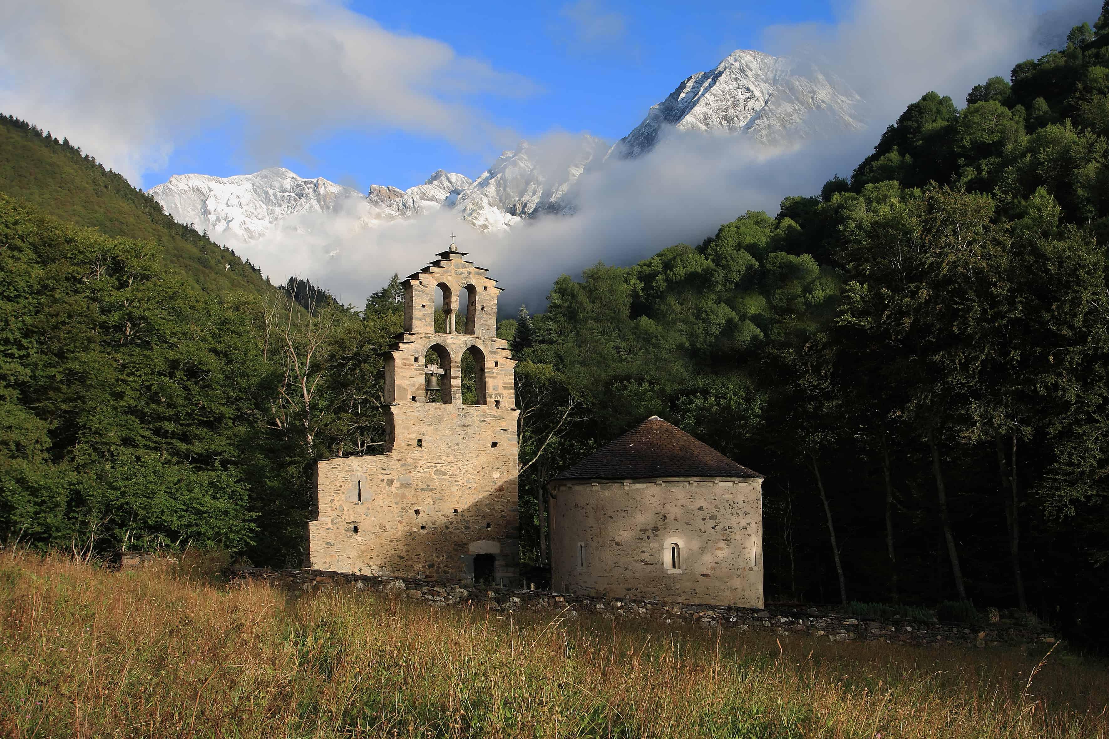 Chapelle des Templiers, Aragnouet