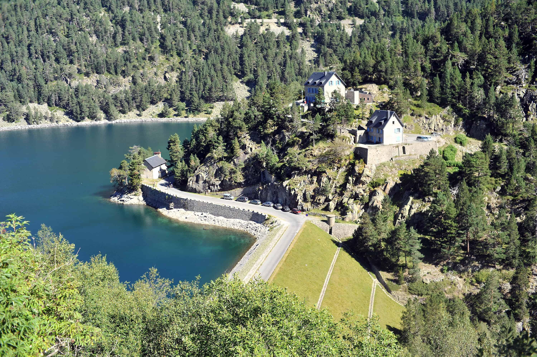 Réserve Naturelle du Néouvielle, lac d'Orédon